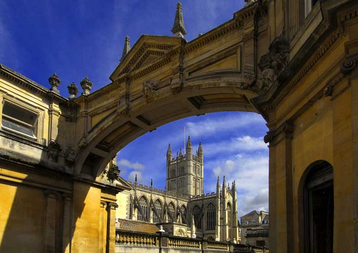 Bath Abbey - UK